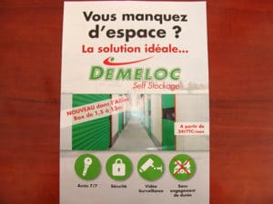 Box stockage Moulins 03000 Allier